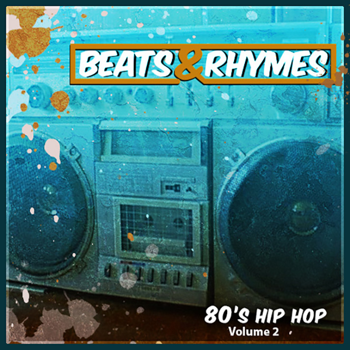 1980s Hip Hop Vol 2