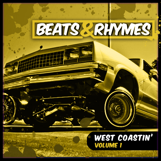 West Coastin' Volume 1