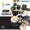 J Zone's Drum Break Bonanza